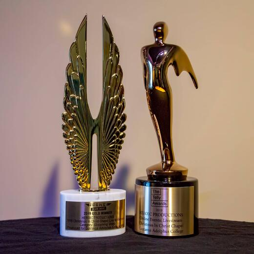 Heroic Productions_Telly Awards Hermes Awards